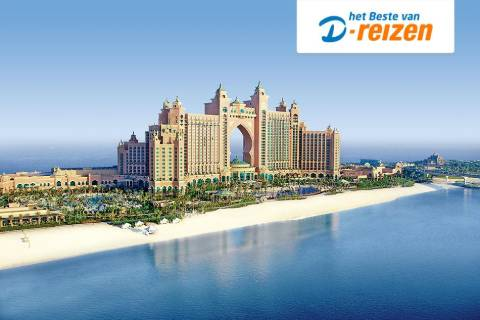 Zonvakantie Dubai Atlantis The Palm Vertrek 9 September 2021