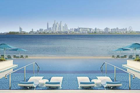 Zonvakantie Dubai The Retreat Palm Dubai Mgallery By Sofitel Vertrek 11 Juni 2021